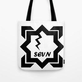 Sevn squared Tote Bag