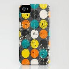 Circles 2 Slim Case iPhone (4, 4s)