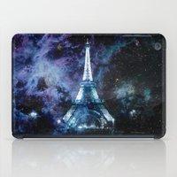 paris iPad Cases featuring Paris dreams by 2sweet4words Designs