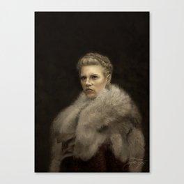 Lagertha, Shieldmaiden Canvas Print