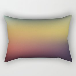 Sunset Gradient 5 Rectangular Pillow