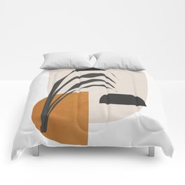 Abstract Shapes 3 Comforters