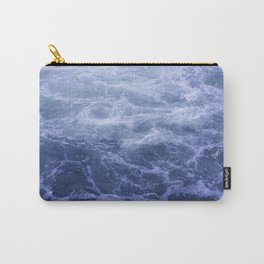 Blue Water Crashes at Lock 19 Carry-All Pouch