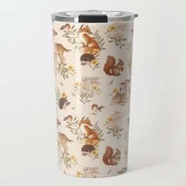 Meadow Friends Travel Mug