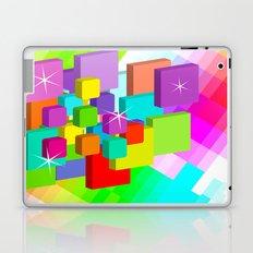 Blocked View Laptop & iPad Skin