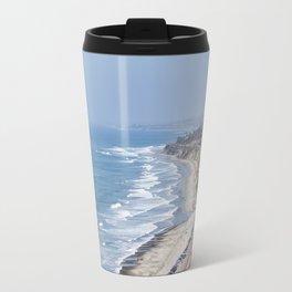 Pacific Coast Highway, California Travel Mug