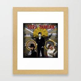 Serj Tankian Framed Art Print