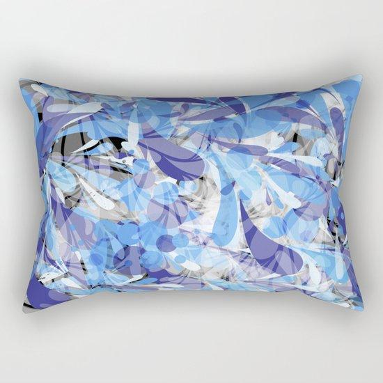 Abstract 18 Rectangular Pillow