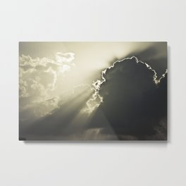 Armageddon II - Holy Light Metal Print