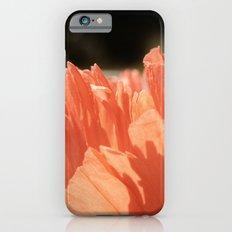 Orange Poppy iPhone 6s Slim Case