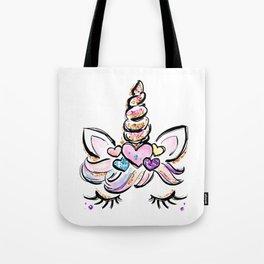 Gift for her Unicorn, Adult Unicorn mom, Women Cute Unicorn, Unicorn mum, Unicorn lover Tote Bag