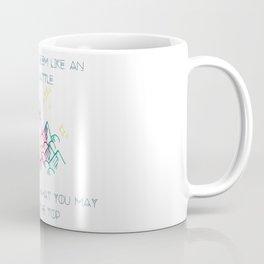 Motivation Mountian Coffee Mug
