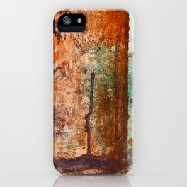 Earth #2 iPhone Case