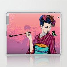 Picnic on the Grass Laptop & iPad Skin