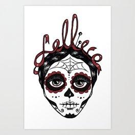 Lelleco Art Print