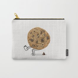 The Making of Chocolate Chips Carry-All Pouch