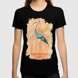 An Exotic Stork T-shirt