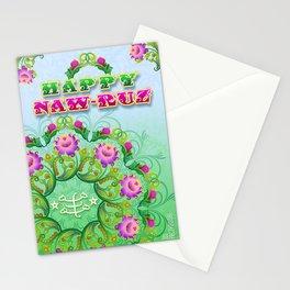 Happy Naw-Ruz - spring Stationery Cards