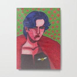 Seether (Alien Babe) Metal Print