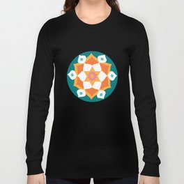 Rangoli of Love Long Sleeve T-shirt