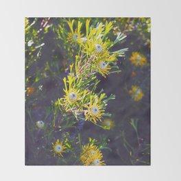 Australian Spring Throw Blanket