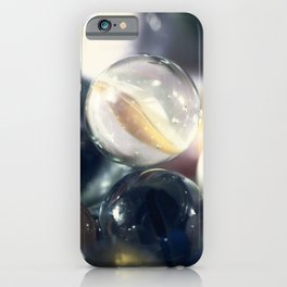 Vintage Glass Marbles 4 iPhone Case