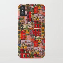 Manarola, Italy  iPhone Case