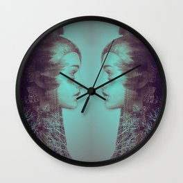 Warrior Princess Wall Clock