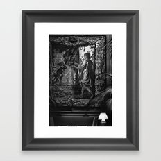 The Adolphus Framed Art Print