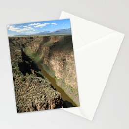 Rio Grande Gorge Stationery Cards