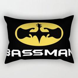 Bassman Rectangular Pillow