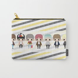 Chibi Fire Carry-All Pouch