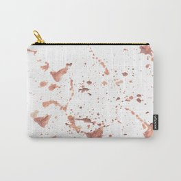 Copper Splotch Carry-All Pouch