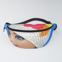 Vintage Swimmer! Cool Pop Art! Fanny Pack