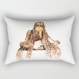 Sadhu Rectangular Pillow