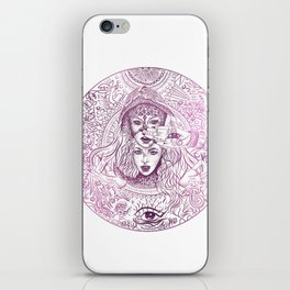 Hymn For The Weekend iPhone Skin