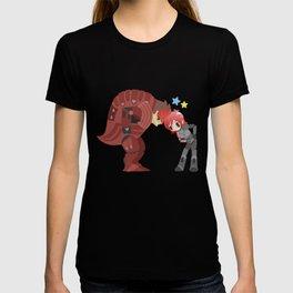Mass Effect - Wrex and Shepard T-shirt