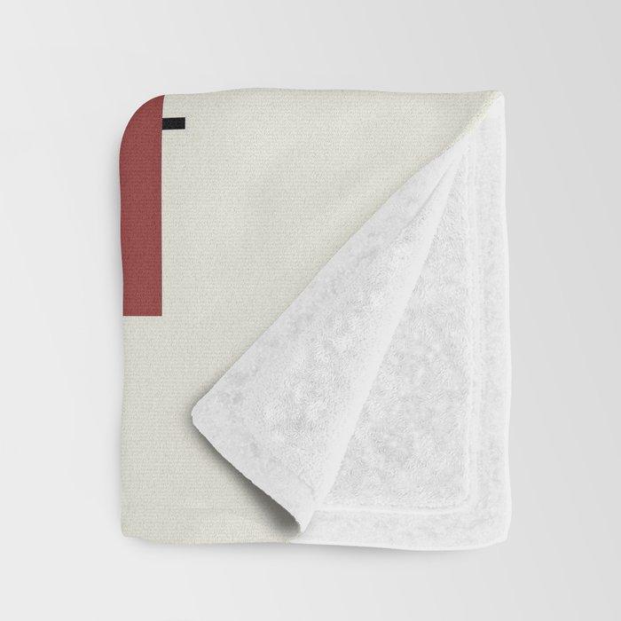 Mid-Century Modern Art 1.3 Throw Blanket