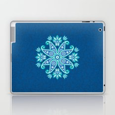 Ornamental mandala Laptop & iPad Skin