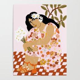 Bohemian Lady Poster