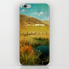 Alpe Nemes in South Tyrol iPhone & iPod Skin