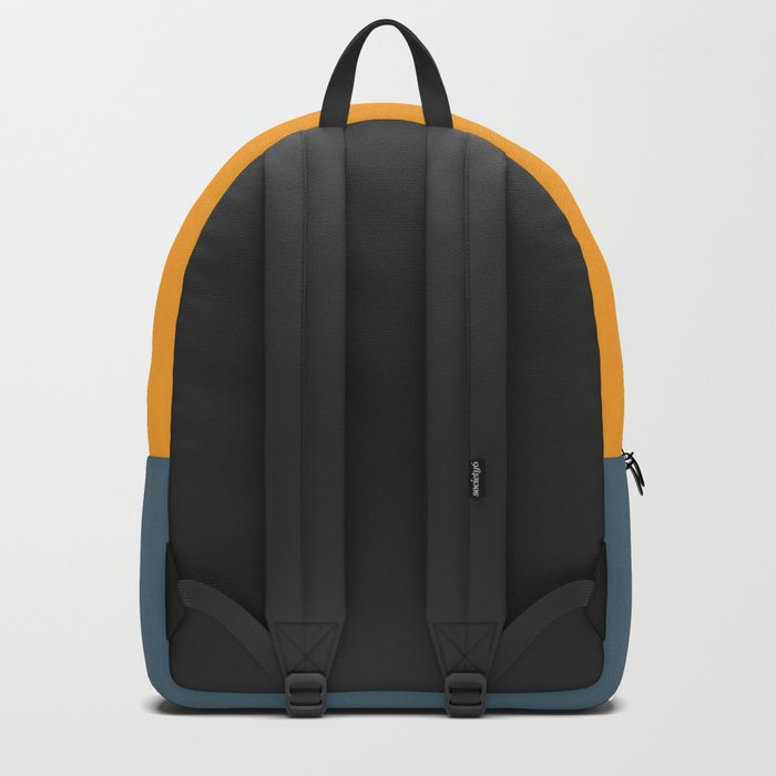 Bumbling and Busy Backpack