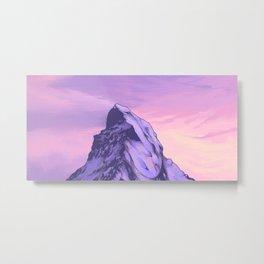 Matterhorn Metal Print