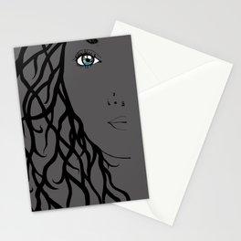 Nieta Galaxy Eyes Half Stationery Cards