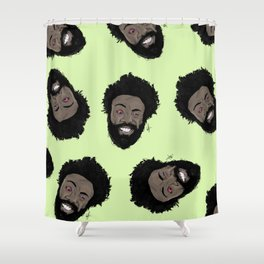 This is America Shower Curtain