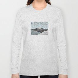 'JaPow' by Sarah King  Long Sleeve T-shirt