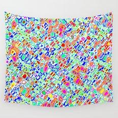 Rhythmic Cloud 10 Wall Tapestry
