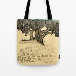 The Fig Tree Tote Bag