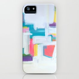 POW WOW iPhone Case
