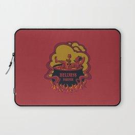 Hellness forever Laptop Sleeve